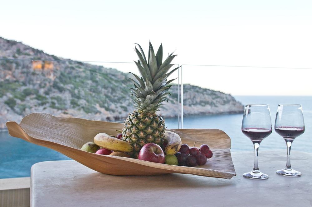 Meerblick Hotel Kreta Luxus