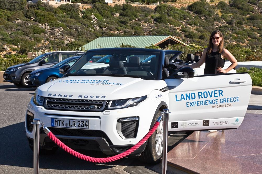 Land Rover Range Rover Evoque Cabrio SUV Modeblog