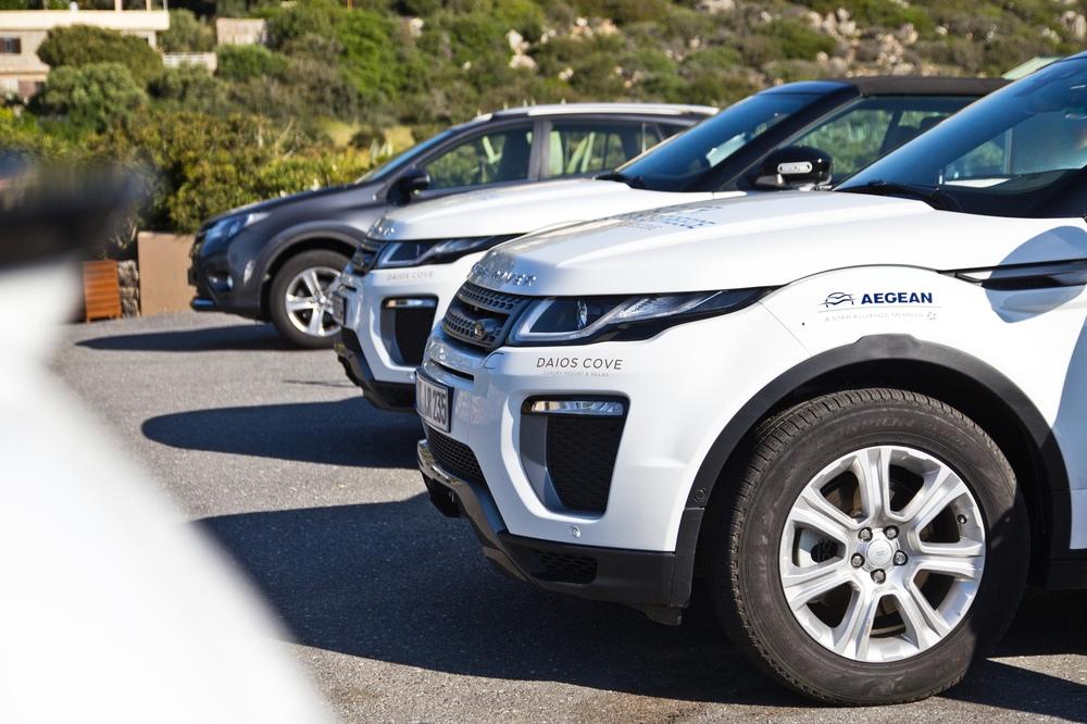Land Rover Range Rover Evoque Cabrio SUV