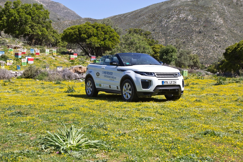 Bienen Land Rover Range Rover Evoque Cabrio SUV