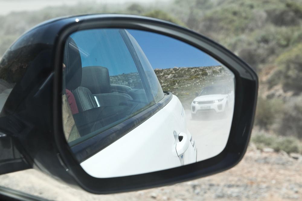 Rückspiegel Seitenspiegel Land Rover Range Rover Evoque Cabrio SUV