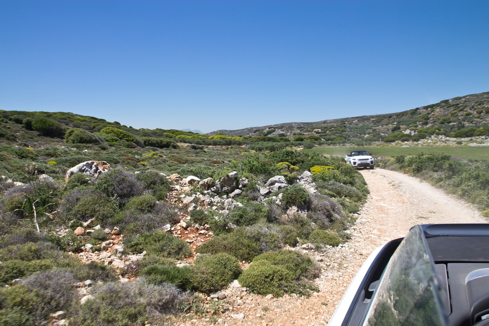 Kreta Land Rover Experience Greece by Daios Cove
