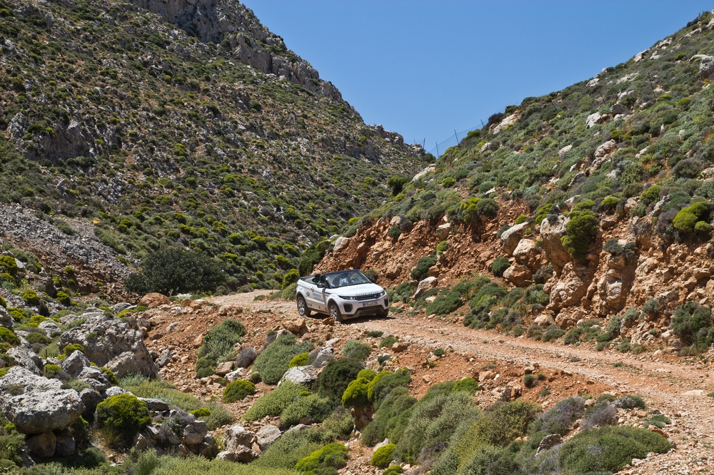 Kreta Land Rover Experience Greece by Daios Cove