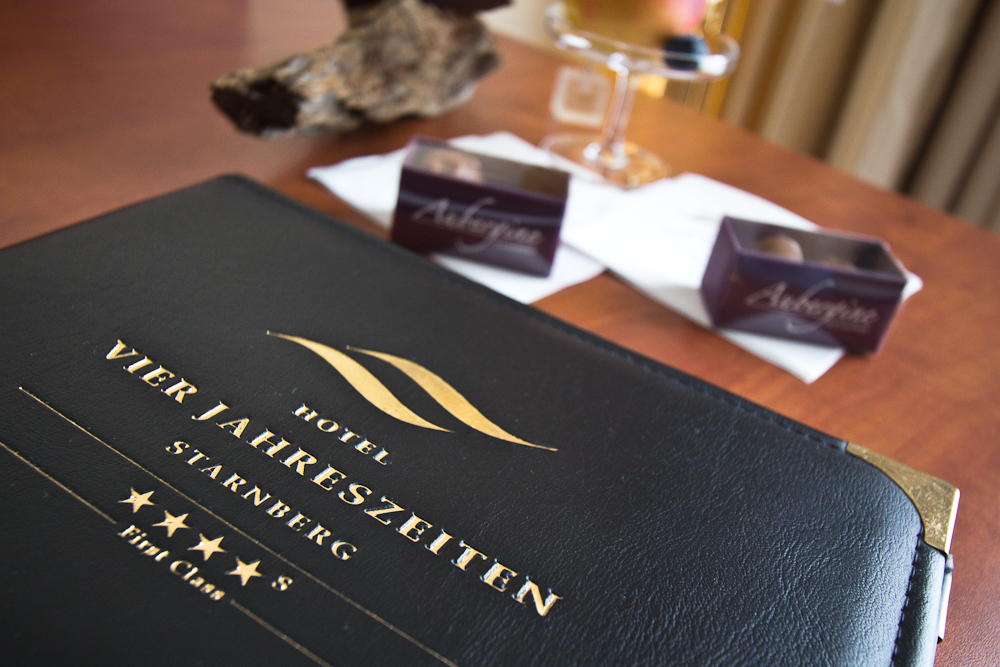 Hotelmappe Information Hotel