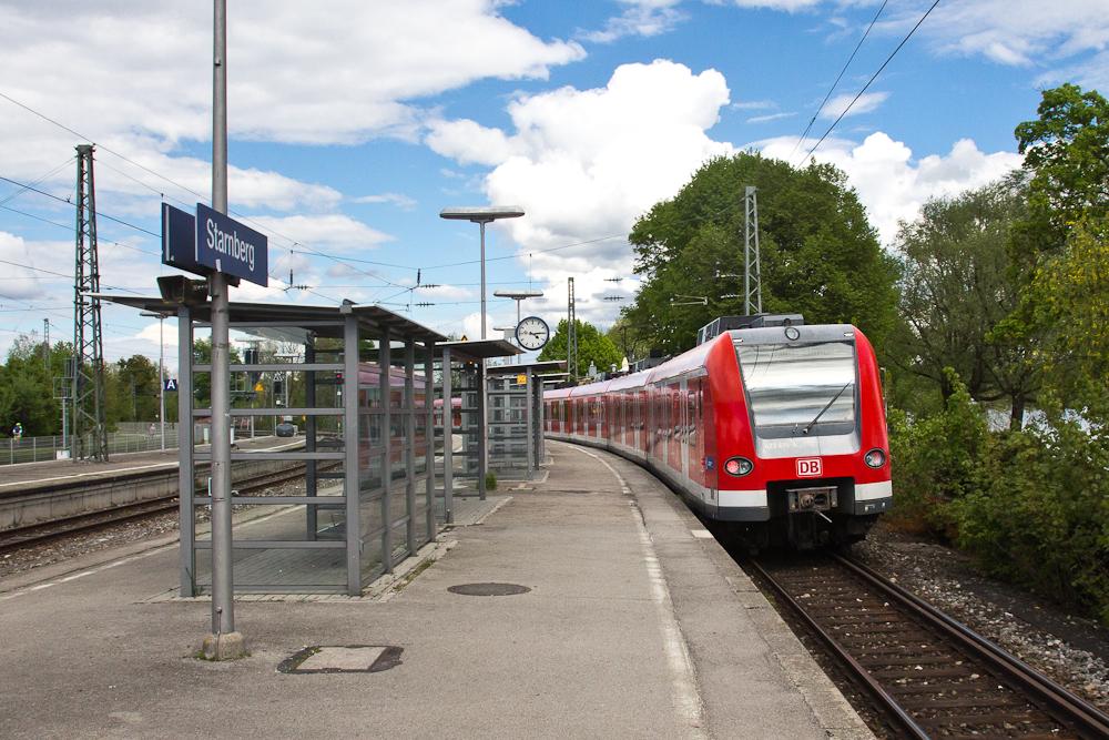Bahnhof Starnberg DB