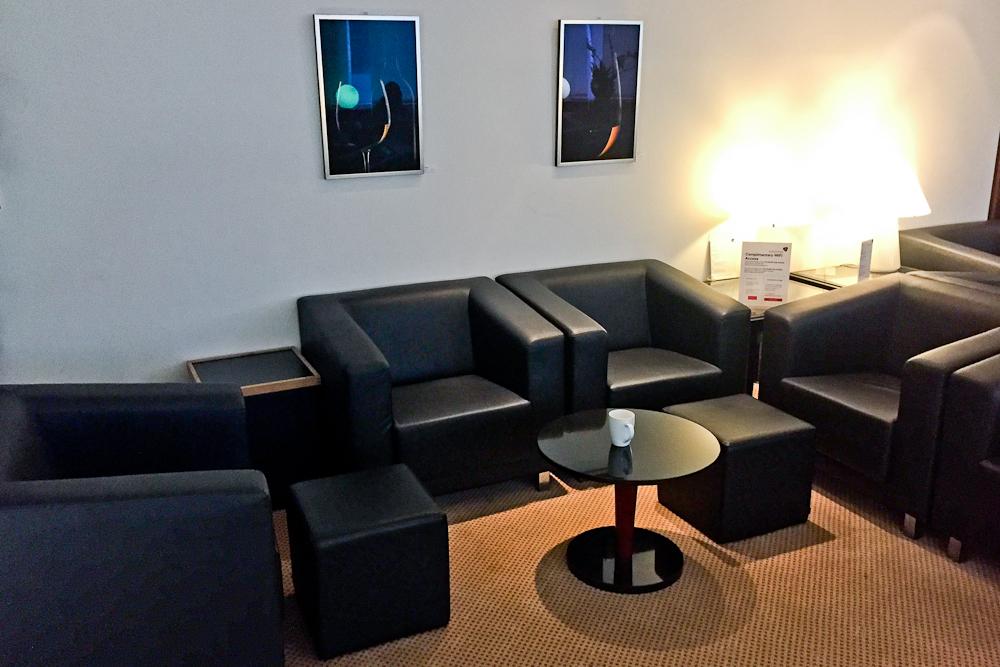 LuxxLounge Lounge Flughafen Frankfurt Airport Sitze Sessel Einrichtung