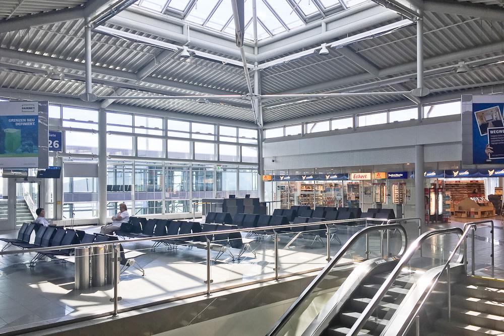 Primeclass Lounge Airport Leipzig Flughafen - Abflughalle Landside Gates
