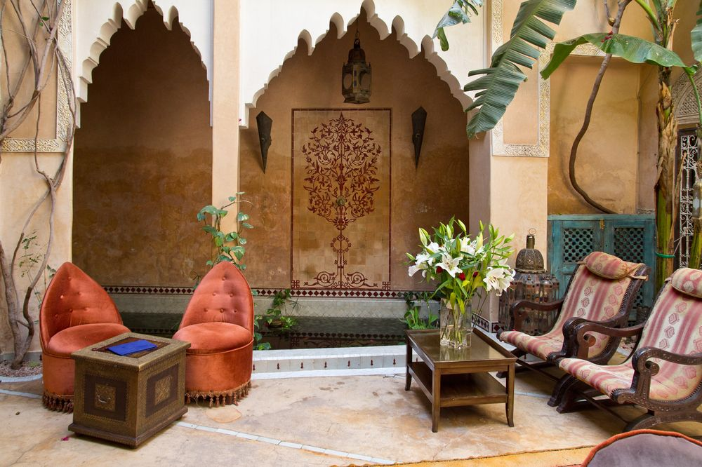 Riad Frühstück Marrakesch Hotel