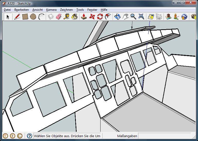 3d modell bauplan home cockpit airbus a320 simulator luxus reiseblog videoblog. Black Bedroom Furniture Sets. Home Design Ideas