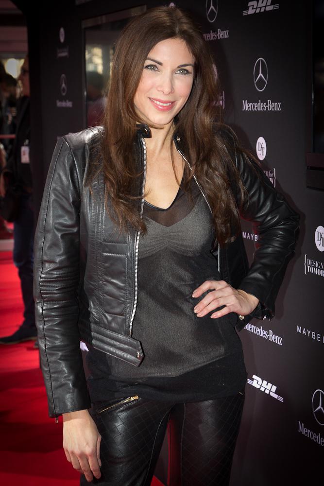 Sophia Thomalla Fashion Week