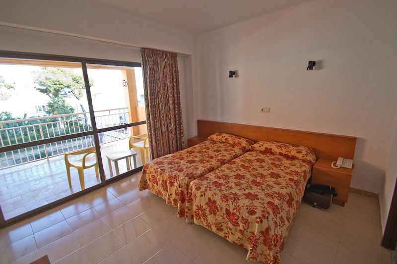 Hotelzimmer Mallorca