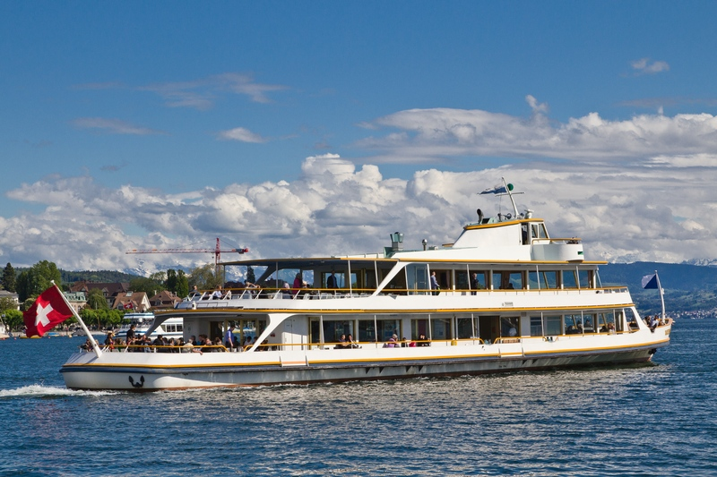 Zürichsee Schiffe