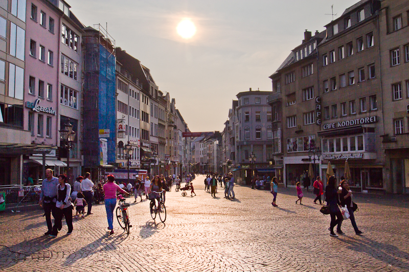 Bonner Fußgängerzone