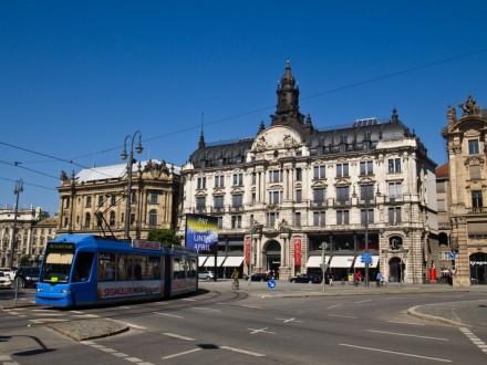 Lenbachplatz, München