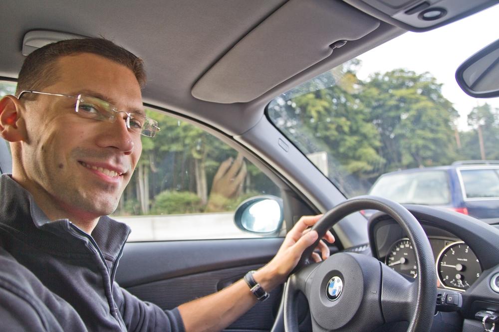 Pauschalreise Teneriffa Urlaub Autobahn BMW