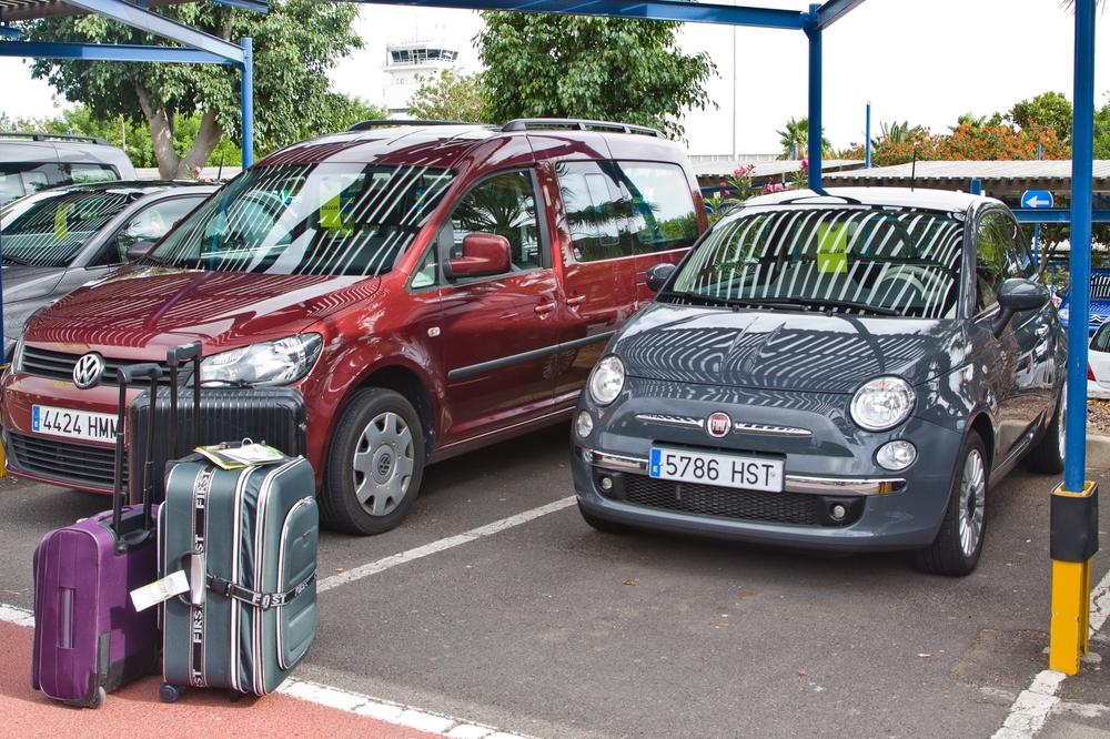 Pauschalreise Teneriffa Süd Flughafen Mietwagen