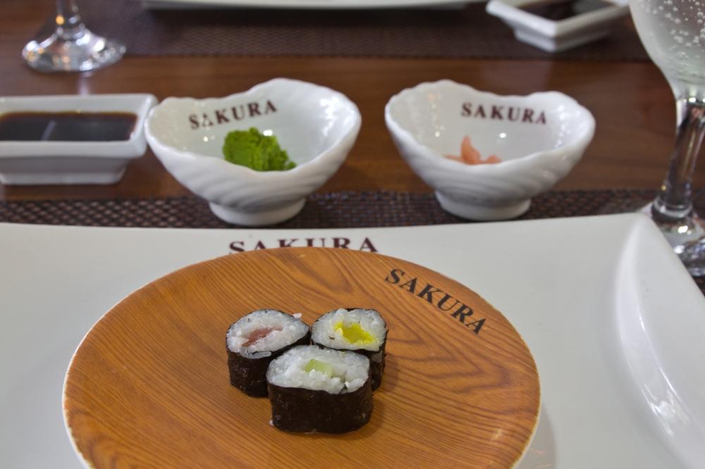 Teneriffa Urlaub Reise Running Sushi Santa Cruz Tenerife