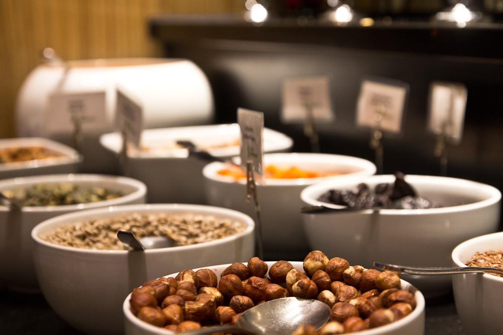Frühstück im Radisson Blu Plaza Hotel Oslo