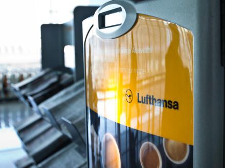 Kostenloser Kaffee am Flughafen München Terminal 2