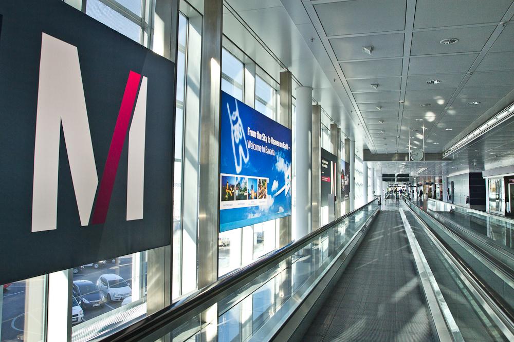 Neues Logo Flughafen München