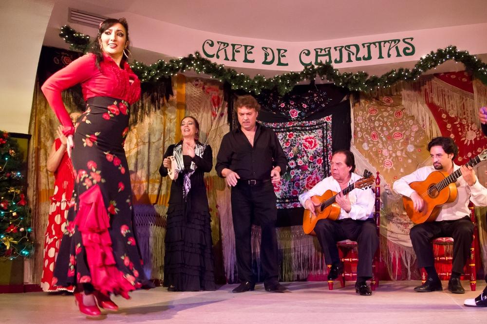 Flamenco Bar Madrid