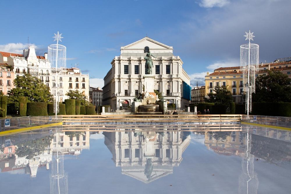 Teatro Real Oper Madrid