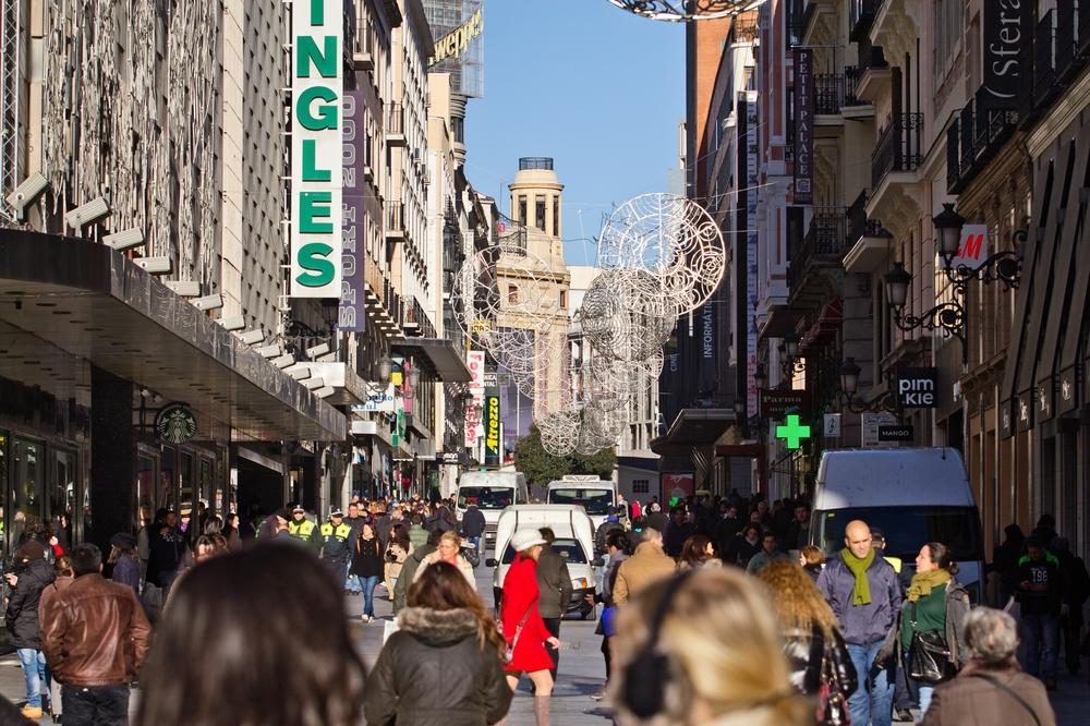 El Corte Inglés Plaza de Callao Madrid