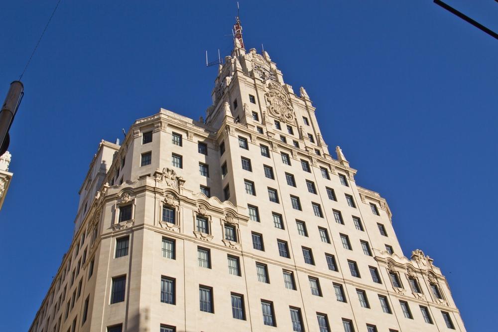 telefonica edificio gran via