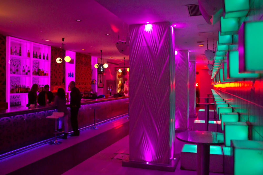 Party Bar Lifestyle Madrid