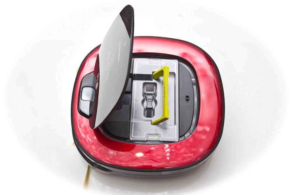 LG Homebot Staubsauger Roboter LG VR 6260