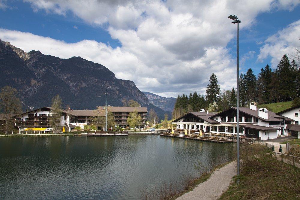 Riessersee Hotel Resort Garmisch Partenkirchen