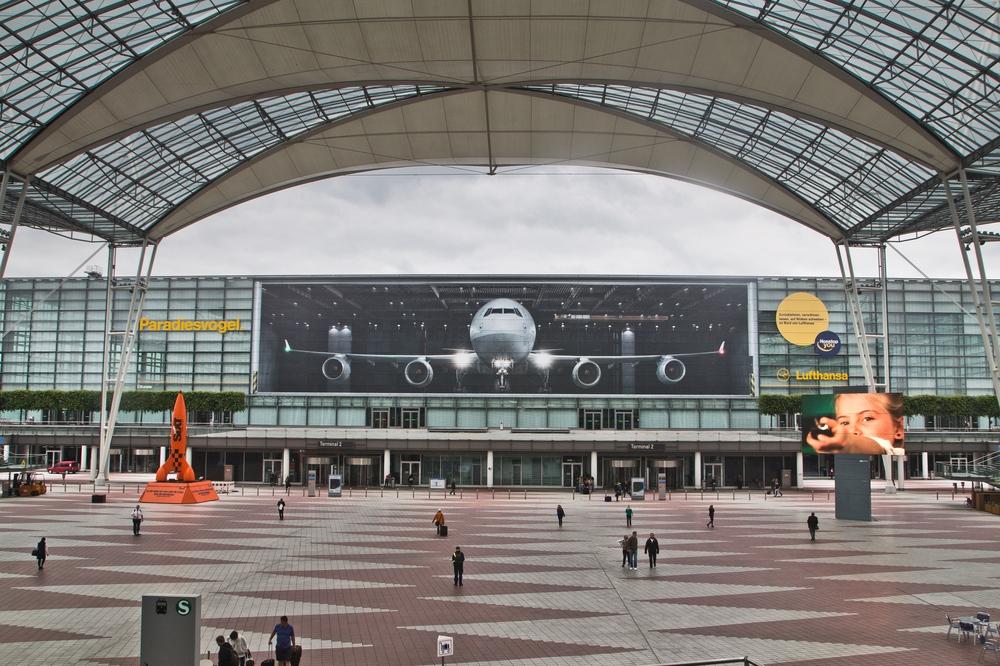 Flughafen München Terminal 2 MAC