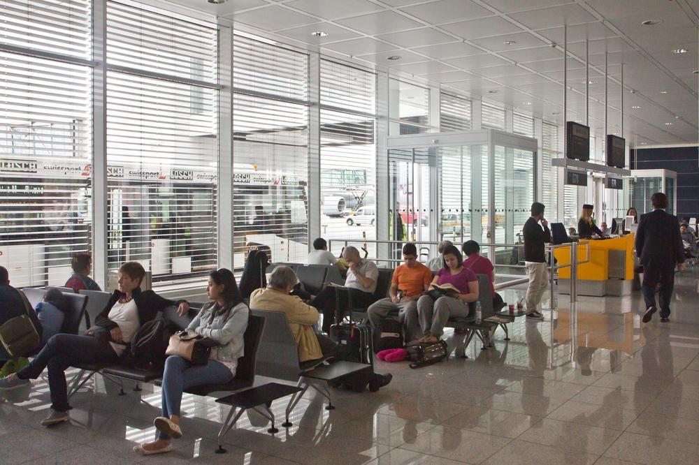 Flughafen München Terminal 2 Gate
