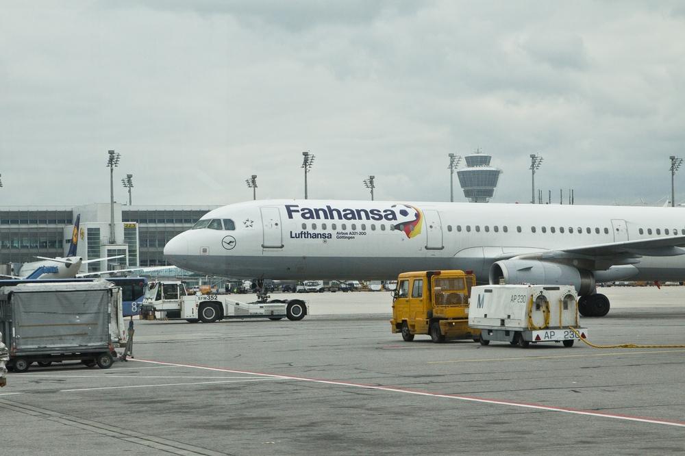 Lufthansa Sonderlackierung Fanhansa