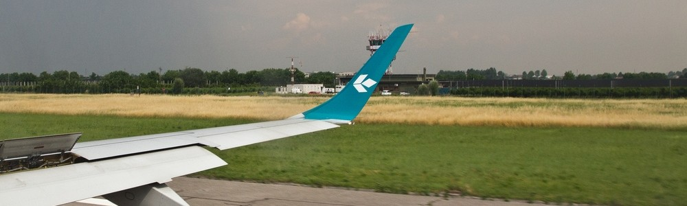 Air Dolomiti Take Off Verona