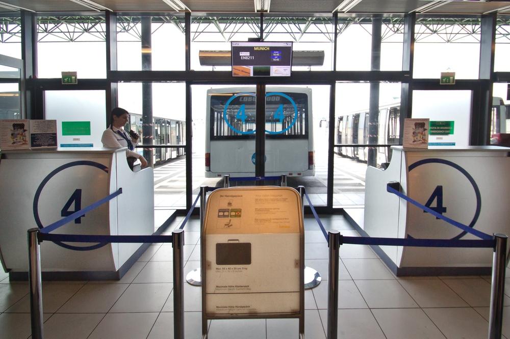Gate Airport Verona