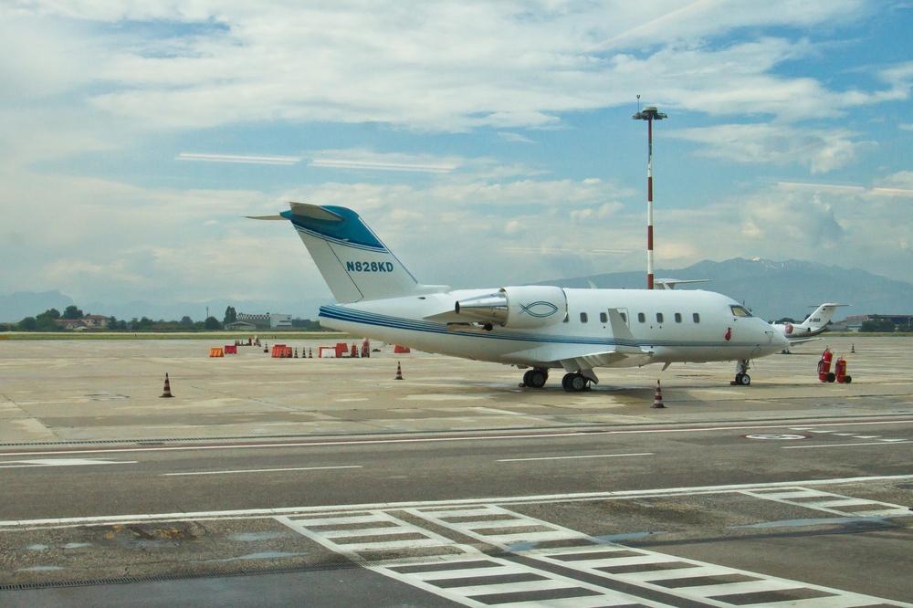 Verona Airport Apron