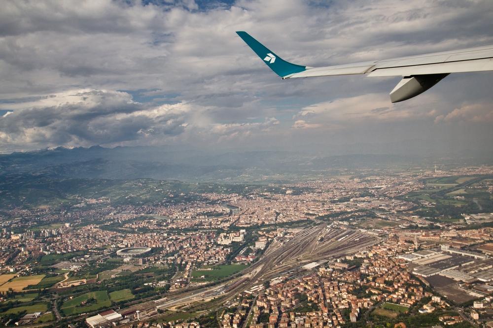 Verona Aerial View Air Luftbild