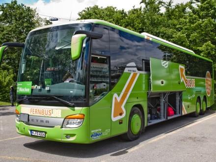 Fernbus Deutschland meinFernbus ADAC Postbus