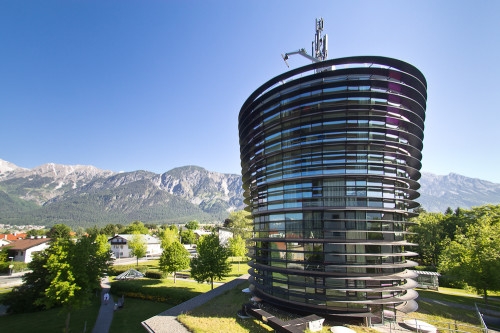 Parkhotel Hall in Tirol Karwendel