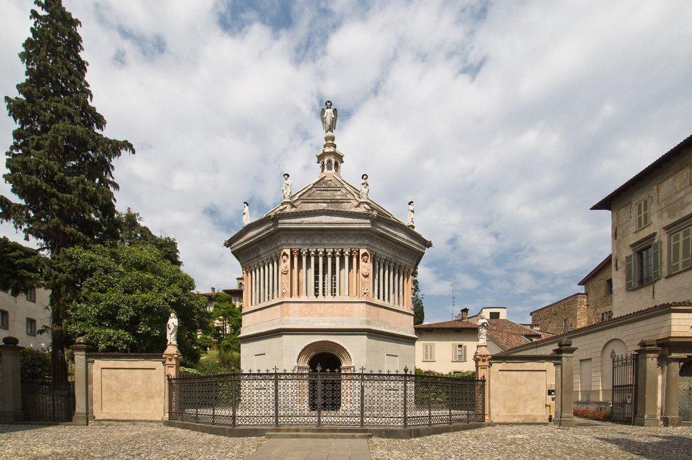 Bartolomeo Colleoni Mausoleum