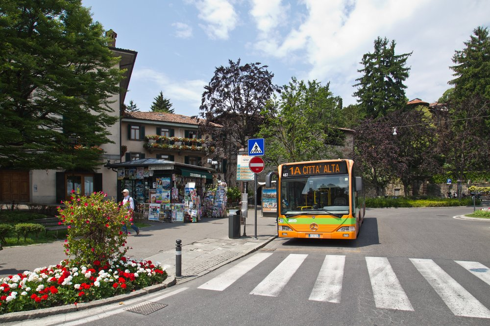 Bergamo Citytrip Holiday Travel