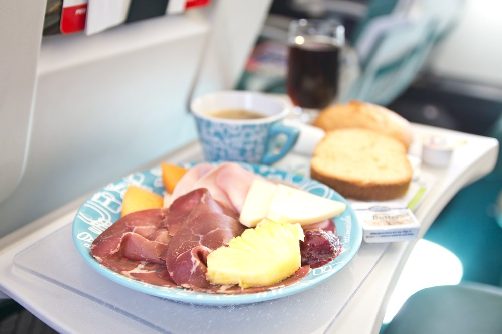 Business Class Air Dolomiti