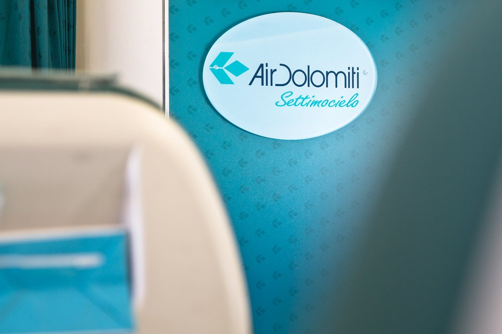 Air Dolomiti Inflight