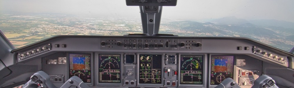 HDR Video Jumpseat Cockpit