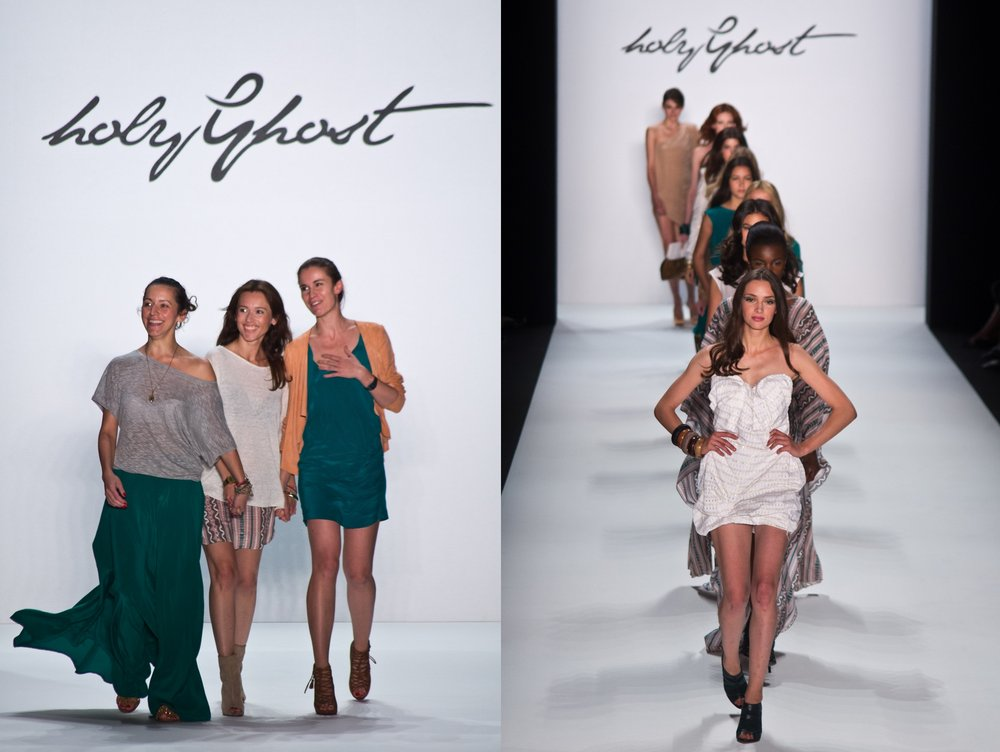 Holy Ghost Fashionweek Berlin