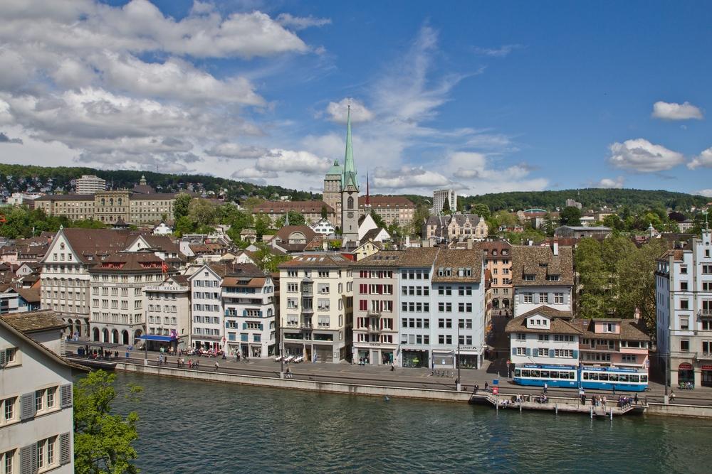 Zürich Schweiz Zurich Switzerland Travel