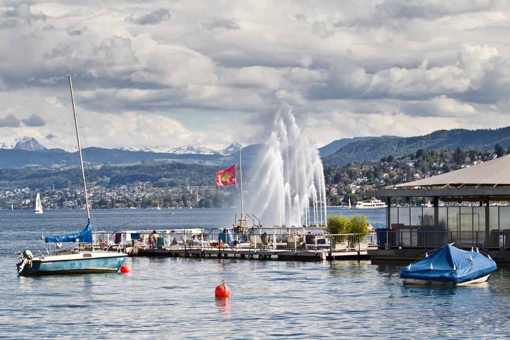 Zürichsee Lake Zurich