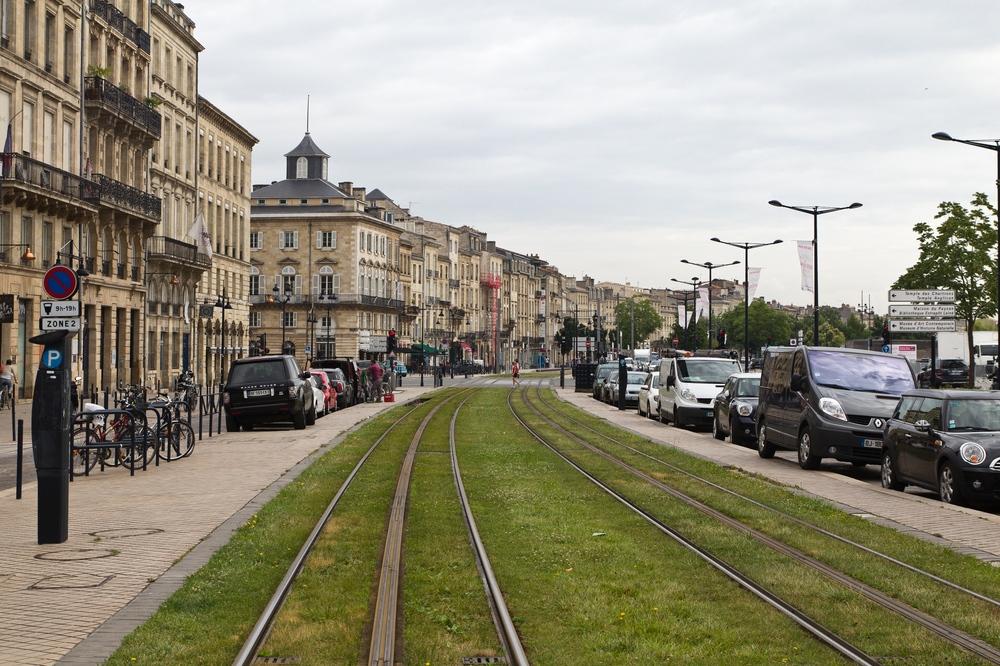 Innenstadt Bordeaux