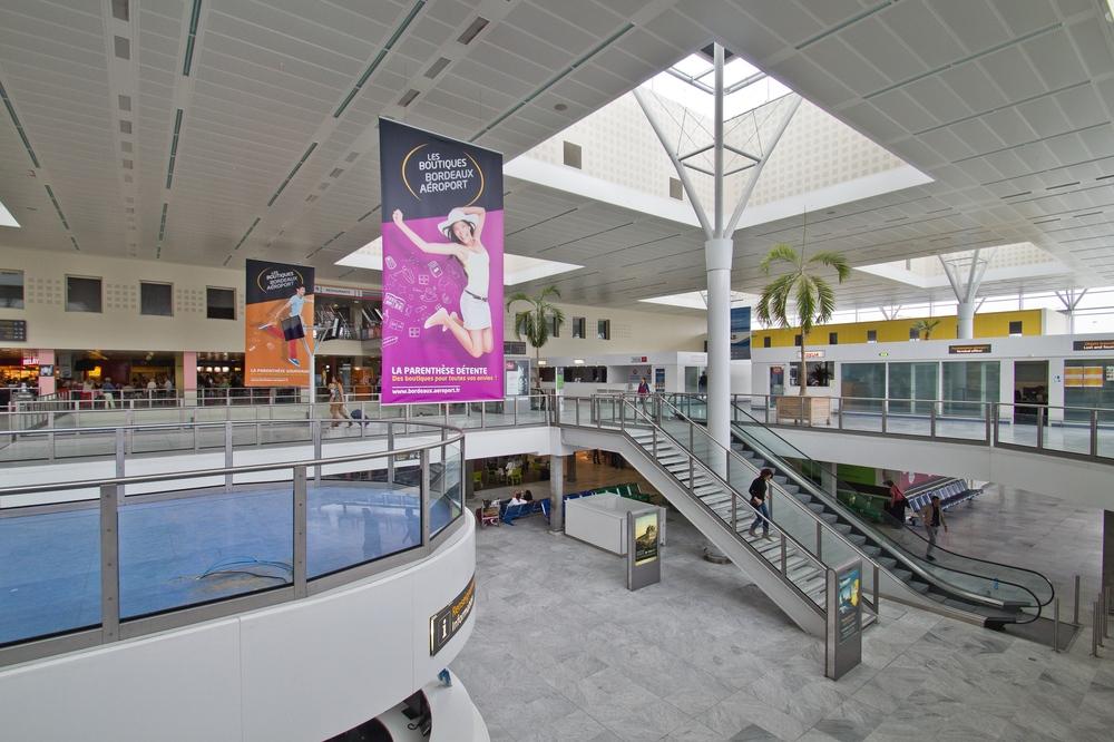 Flughafen Bordeaux Airport